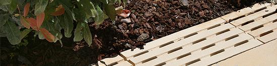 pavimentos para jardim - grelha Granitus - Fabistone