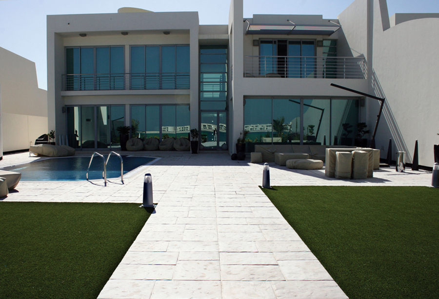 Pavimentos exteriores beautiful pavimento merida - Pavimentos para terrazas exteriores ...
