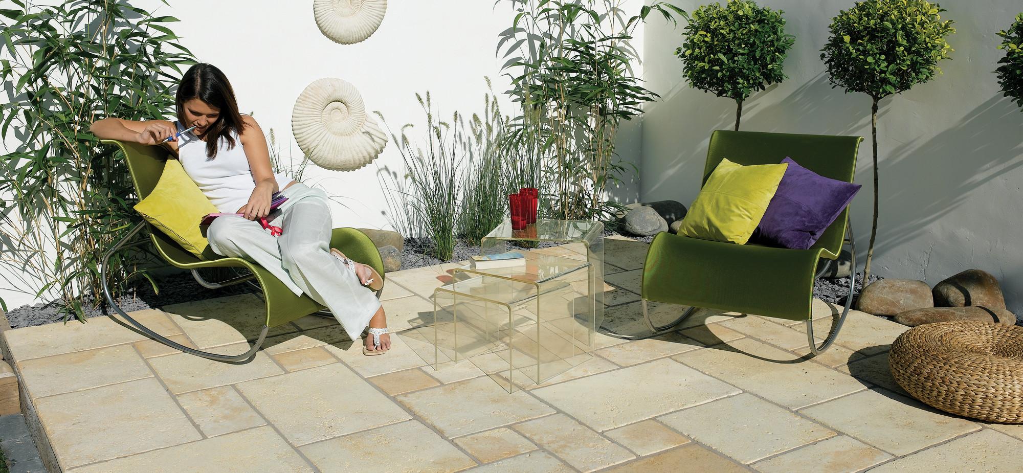 Pavimento exterior suelo imitacin madera para terrazas - Pavimento para exterior ...