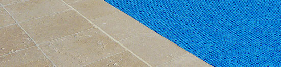 bordaduras para piscinas Secular - Fabistone