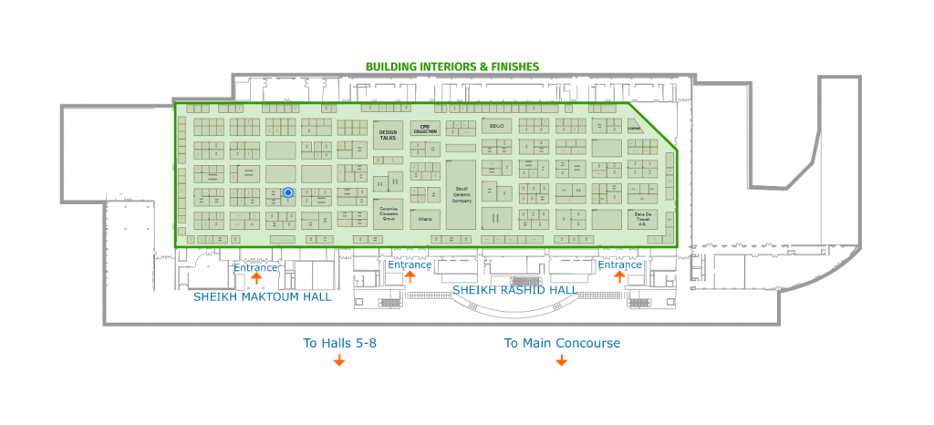 Stand Location
