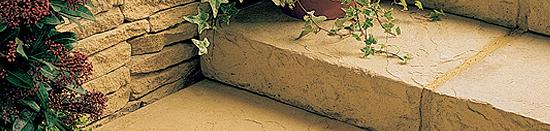 pavimentos para jardim - degrau Manoir - Fabistone