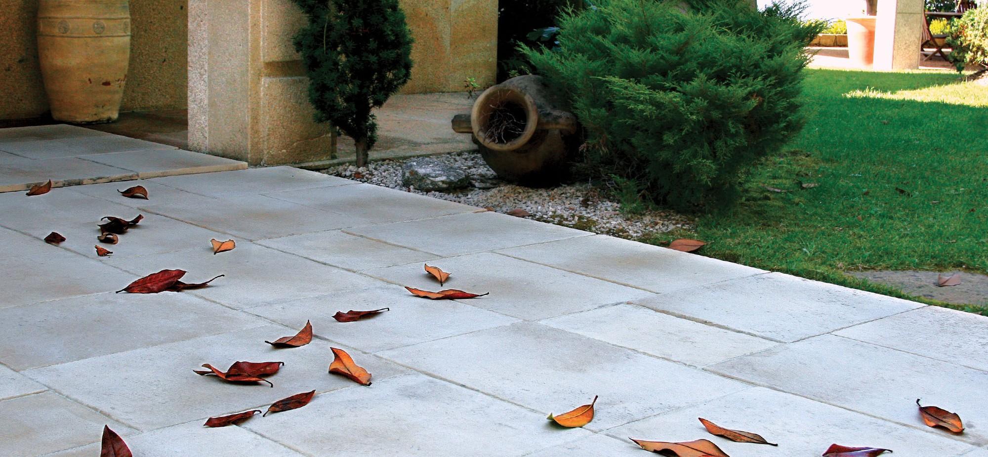 Pavimentos Fabistone da gama Antiquus