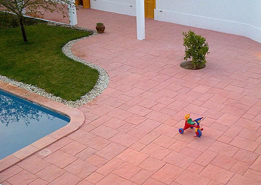 Pavimentos fabistone pavimentos exteriores e interiores - Pavimentos de jardin ...