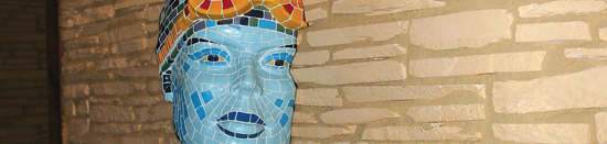 Muros em pedra natural reconstituída Xistone - Fabistone