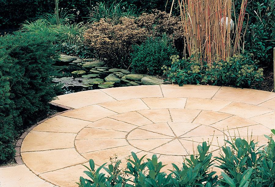 Pavimentos para jardines exteriores excellent pisos - Pavimentos para jardin ...