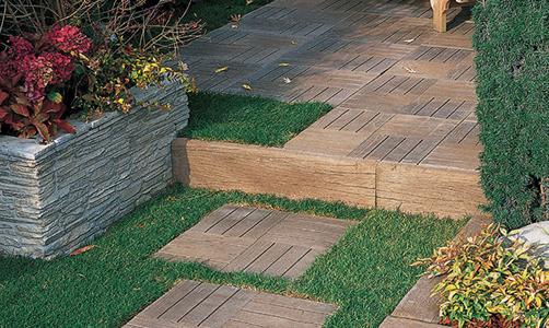 Pavimentos teca fabistone pavimentos de madeira em pedra - Pavimento jardin ...