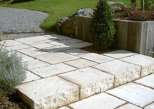 Acess rios fabistone pavimentos para jardim em pedra for Pavimentos de jardin