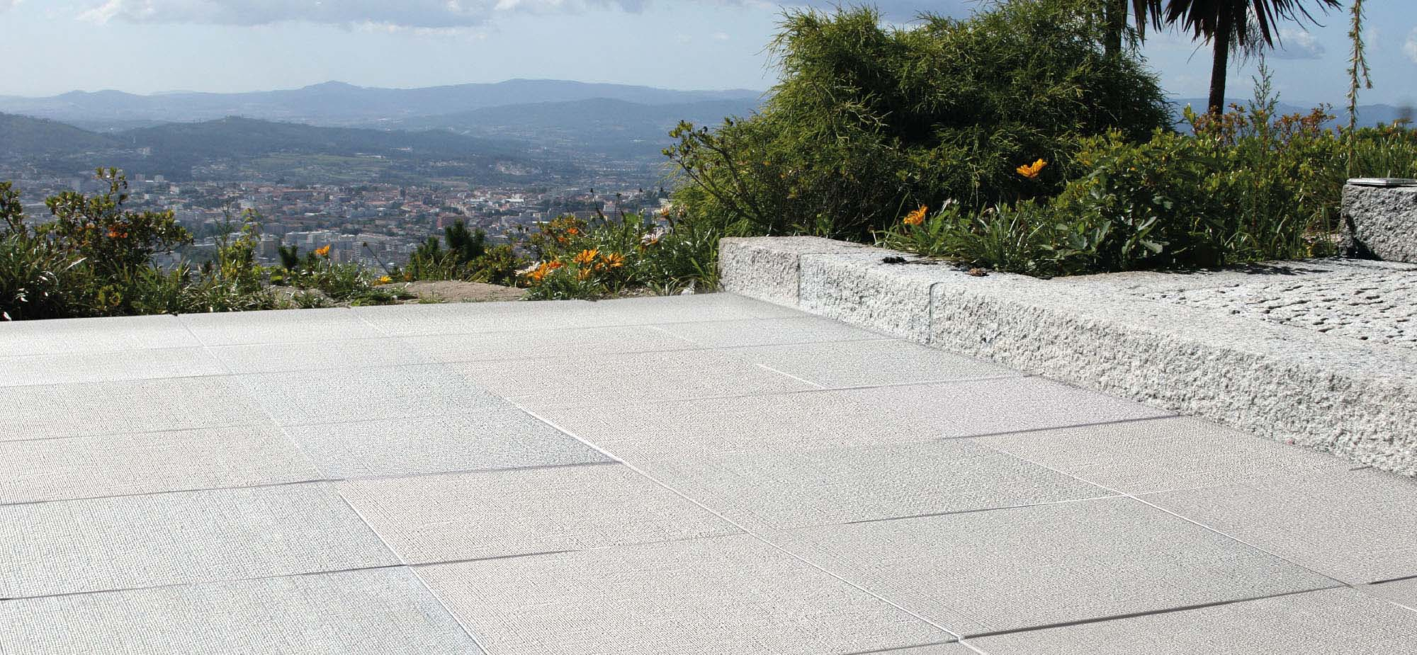 Pavimentos exteriores baratos latest pavimento metalline - Pavimento para exterior ...
