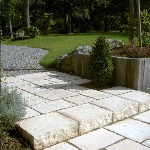 estruturar jardim